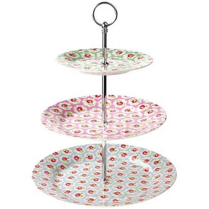 Cath Kidston Provence Rose Cake Stand