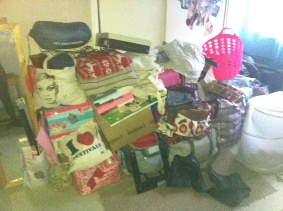 So much stuff