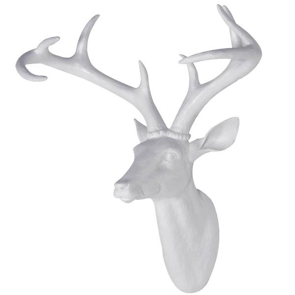 Small Deer Head. £40. Large Deer Head. £60.