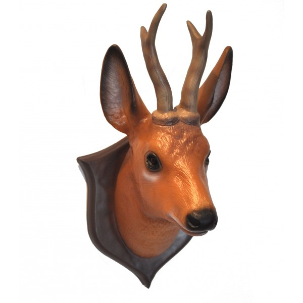 Head Of Roebuck Lamp. £65. Urban Outfitters