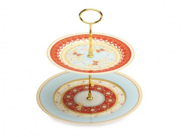 Enchante China Cake Stand. £27.99