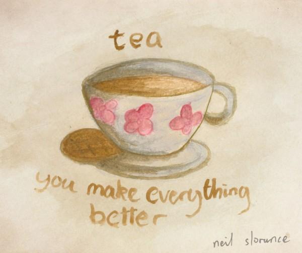 Image by Neil Slorance c/o The Tea Appreciation Society