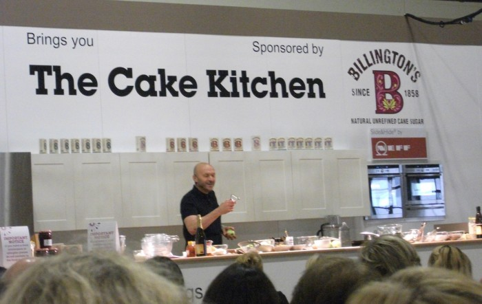 Simon Rimmer In The Cake Kitchen
