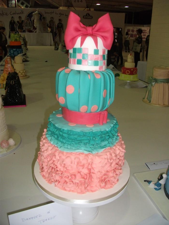 Aggy Daden 50s Inspired Cake