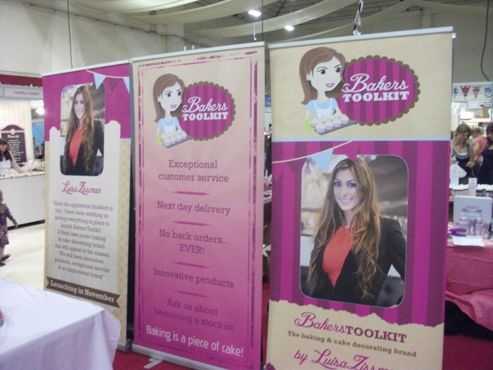 Luisa Zissman Bakers Toolkit