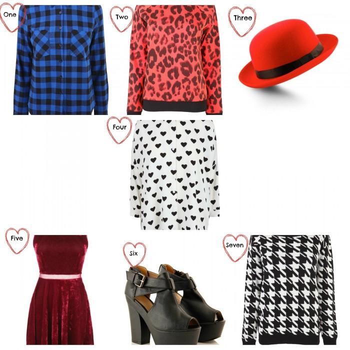 Fashion Union Collage
