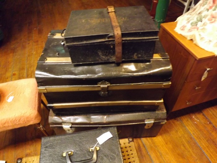 Vintage Furniture - cases