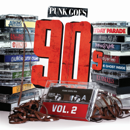 Punk Goes 90s Vol. 2