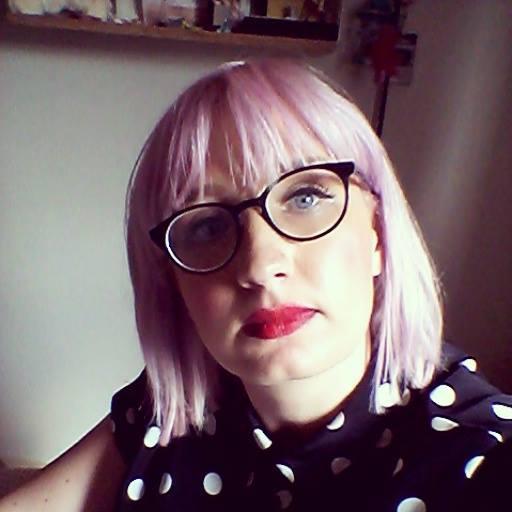 Laura Lilac hair