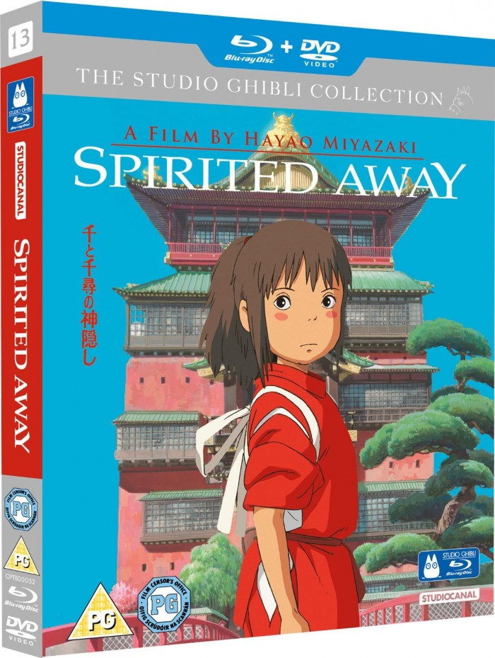 818jzf1RzYL. SL1500  e1417088130653 Spirited Away Blu Ray Review