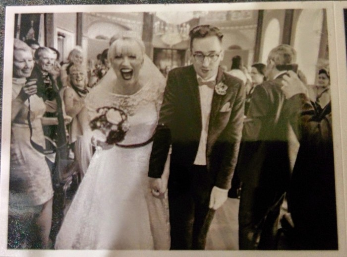 wedding photo magnets