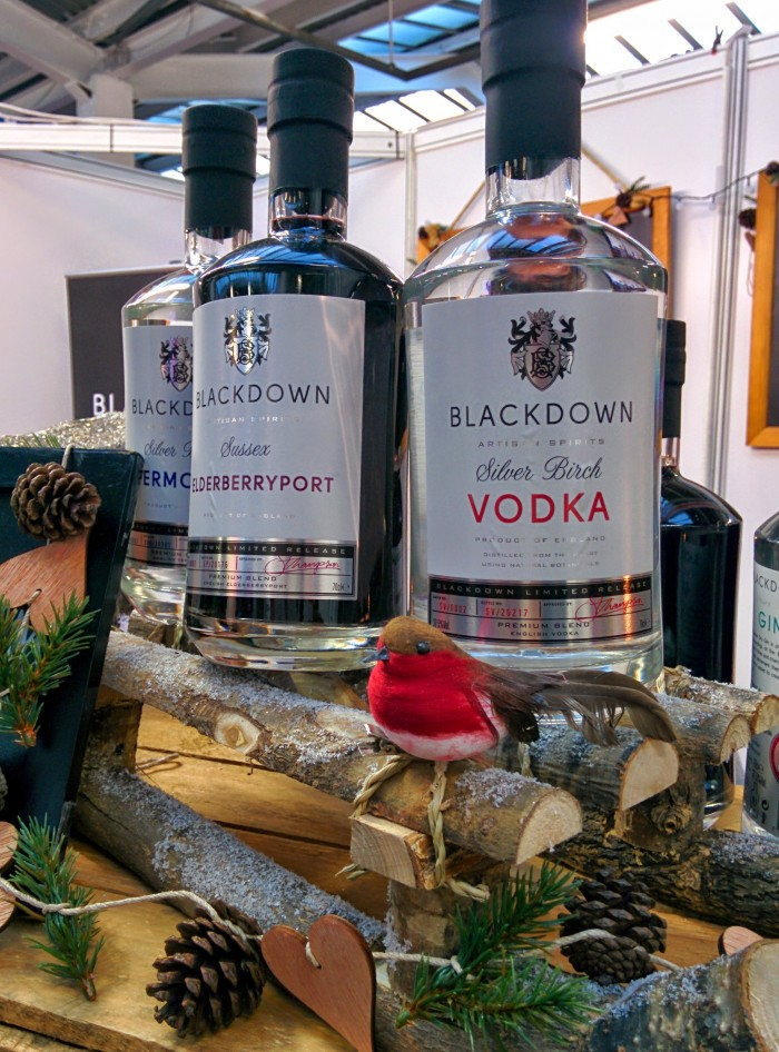 Blackdown Spirits at Foodies Festival
