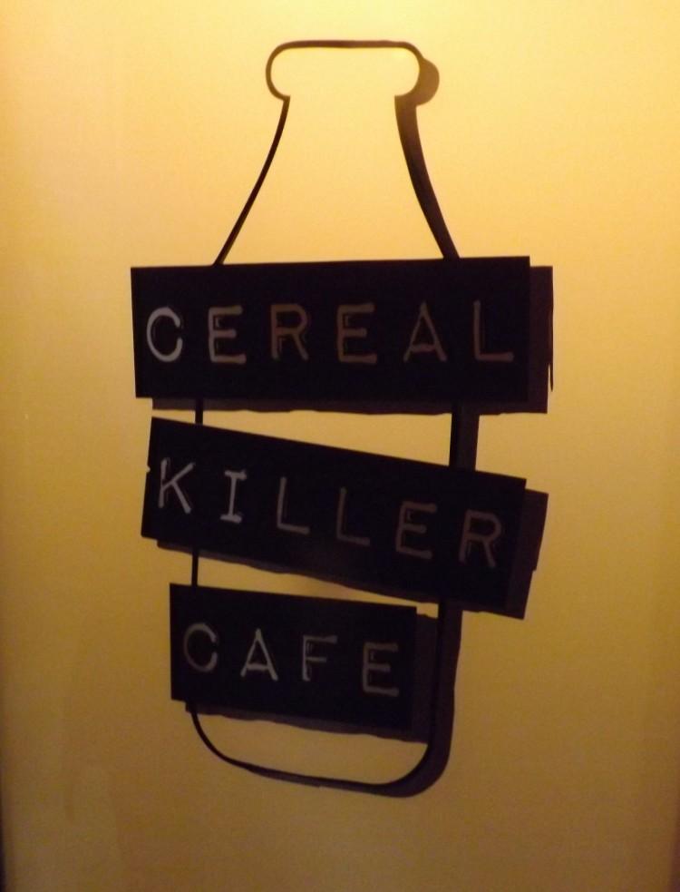 Cereal Killer Cafe, East London