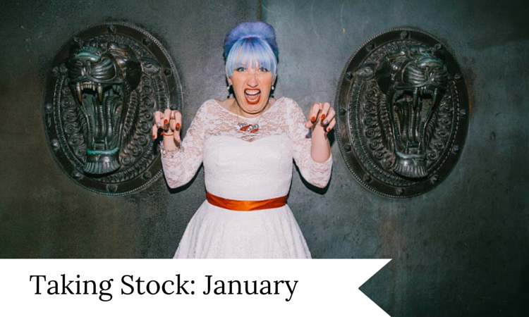 Taking Stock- January 2015