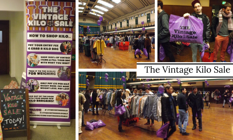 The Vintage Kilo Sale