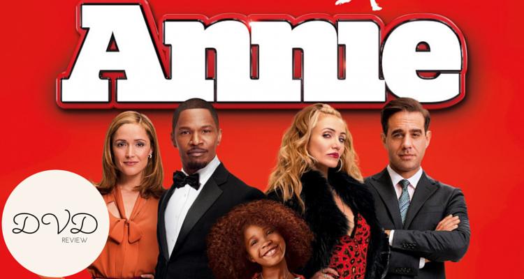 Annie DVD Review