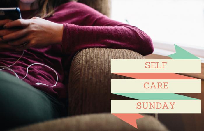 Self Care Sunday #BEDM