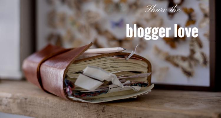 spread the bloggger love