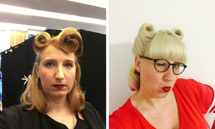 victory rolls or sausage rolls?