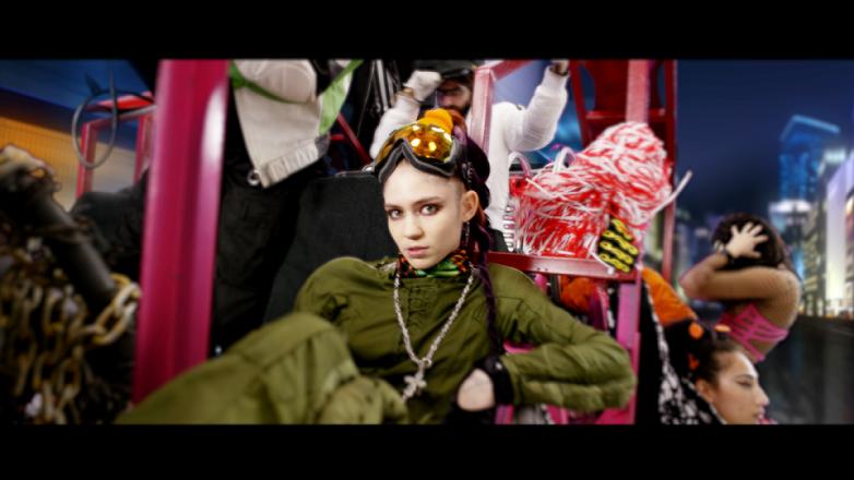 Grimes - Kill V Maim