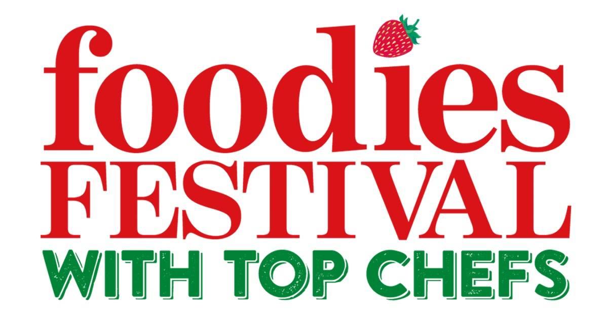 foodies festival Logo