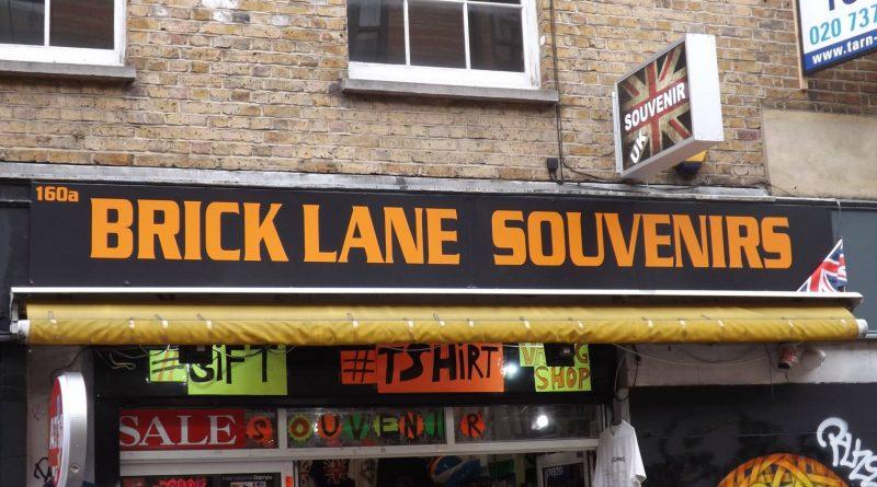 Sunday Afternoon On Brick Lane