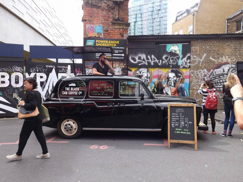 Coffee Taxi