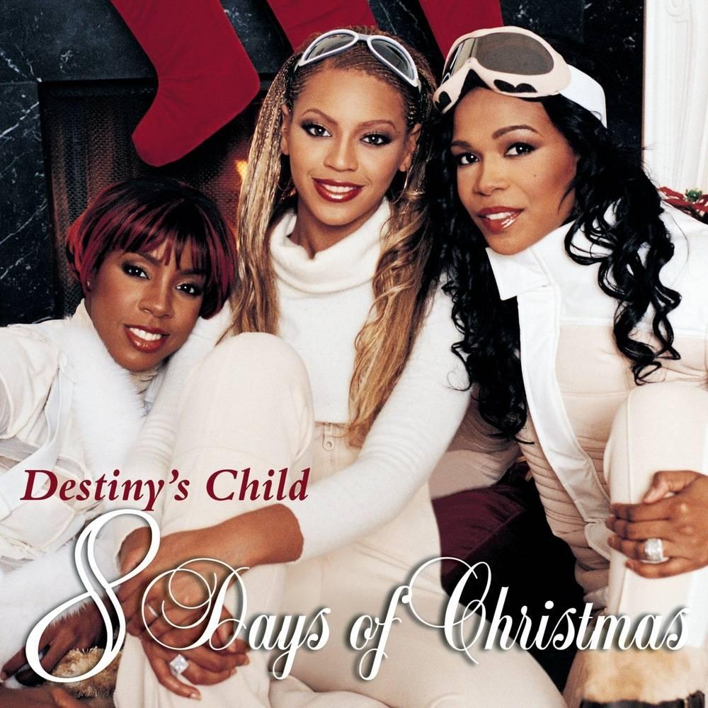 destinys child - eight days of christmas