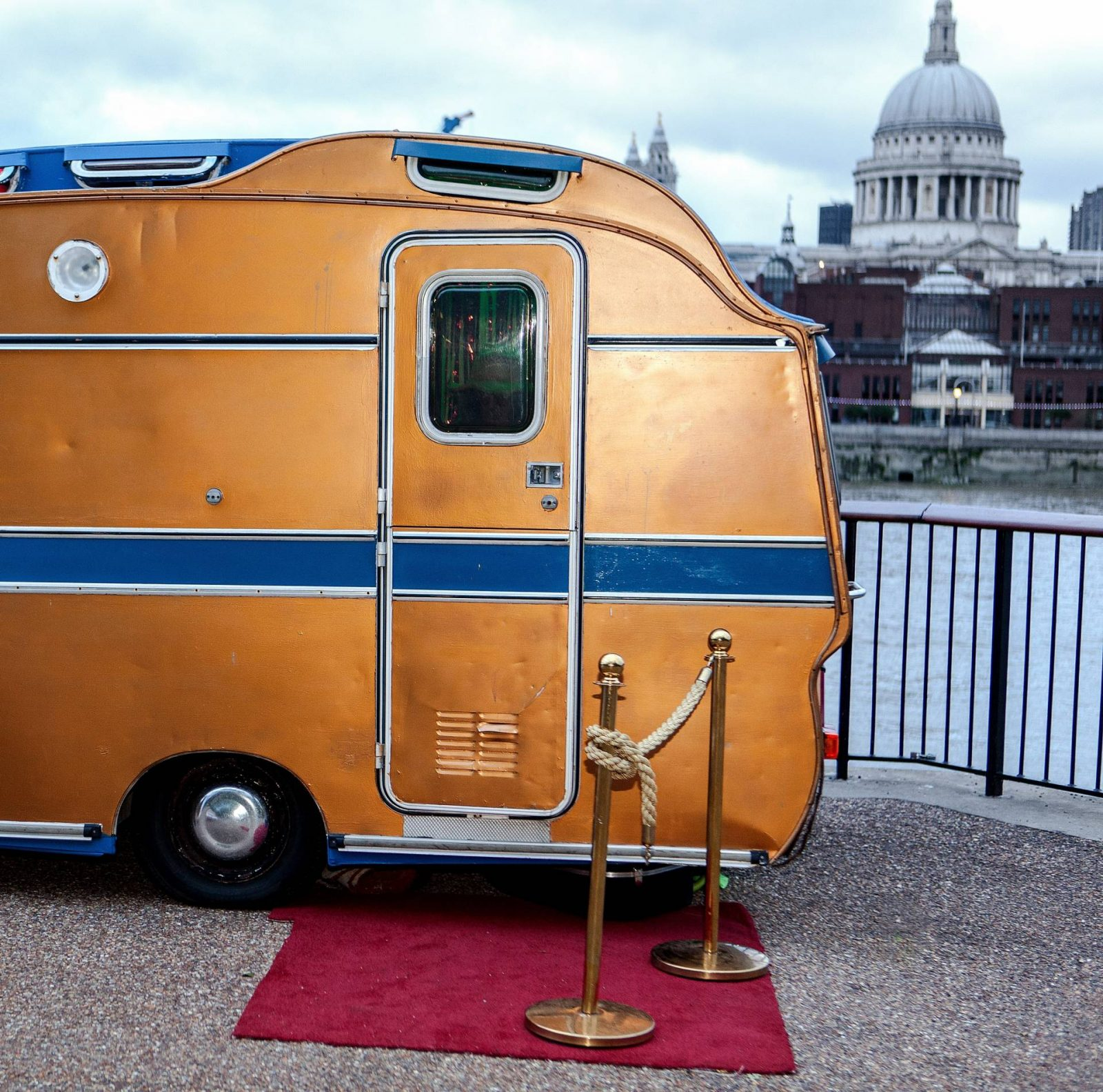 Britain's smallest gig venue
