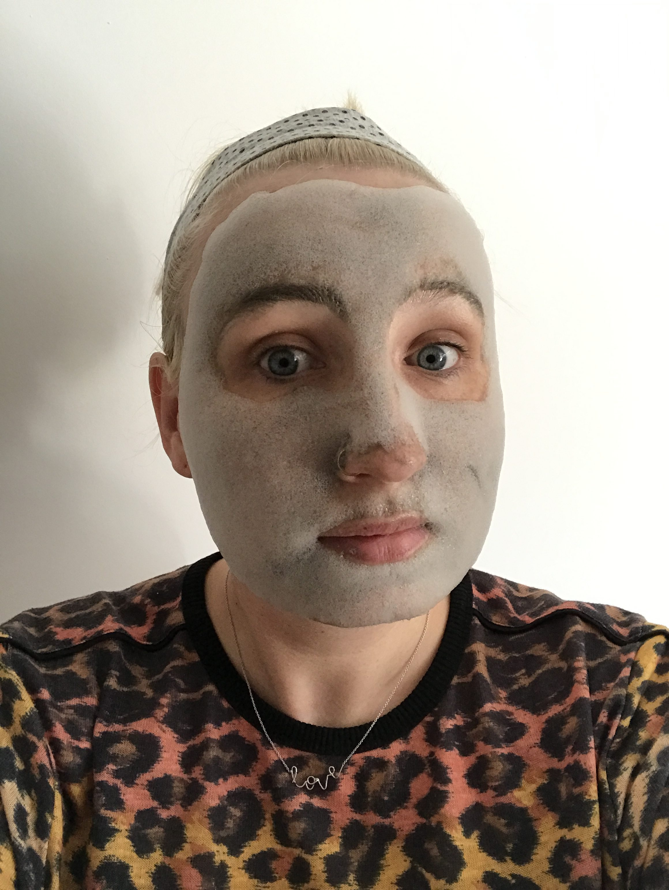 bubble face mask review - lojo vs the world