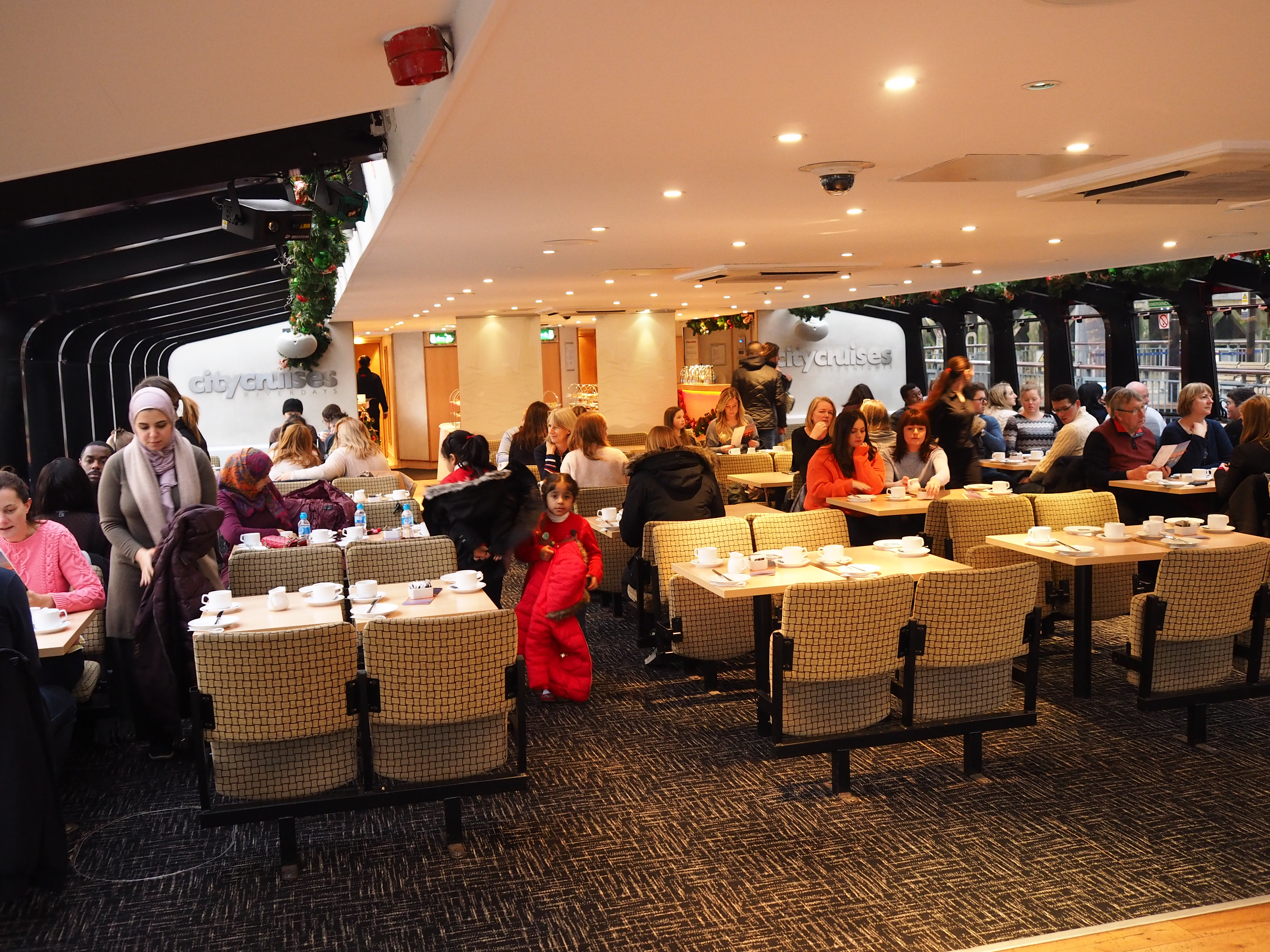 City Cruises Afternoon Tea Tour
