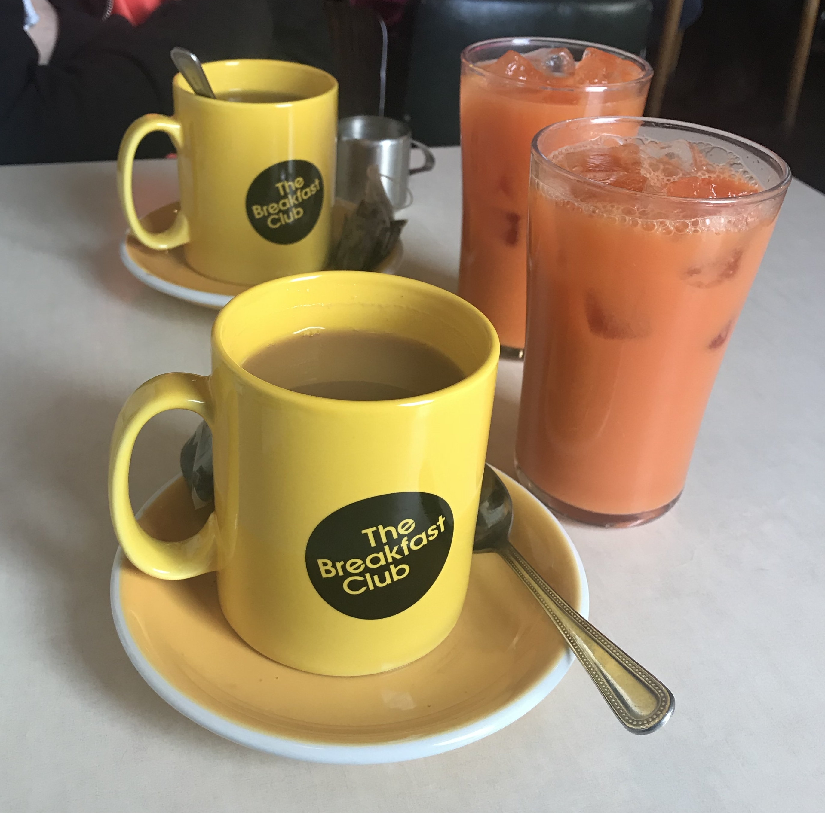 the breakfast club cups