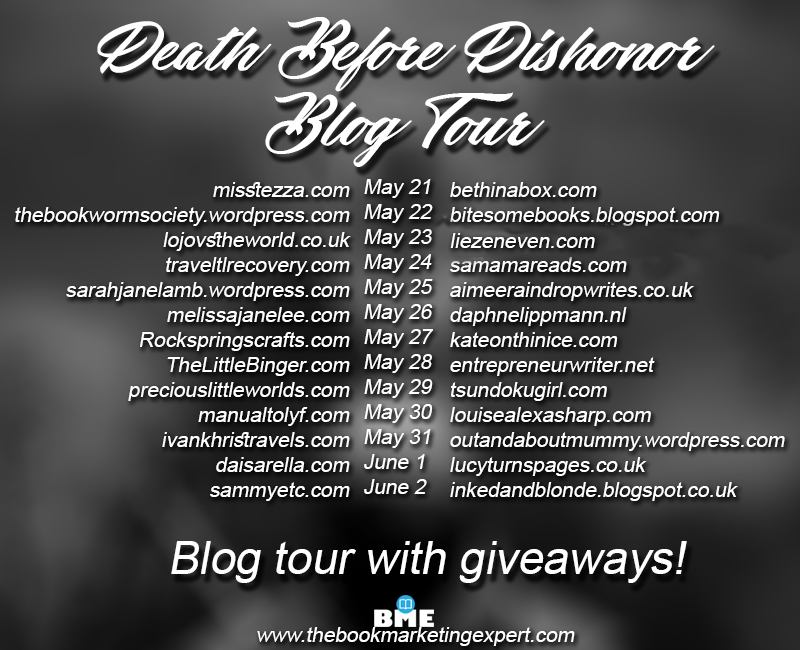 death before dishonor tour