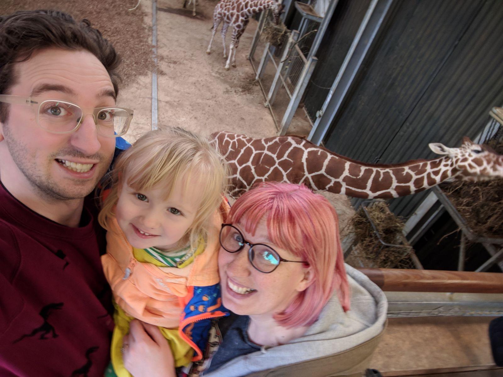 zoo in april