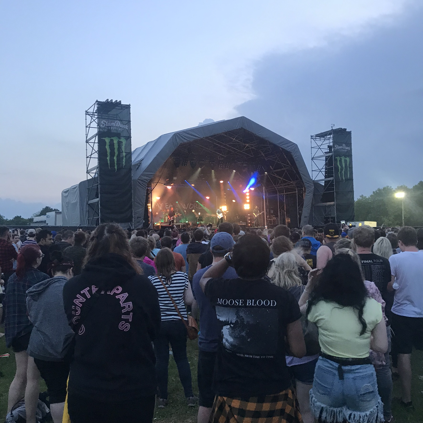 Slam Dunk South 2018