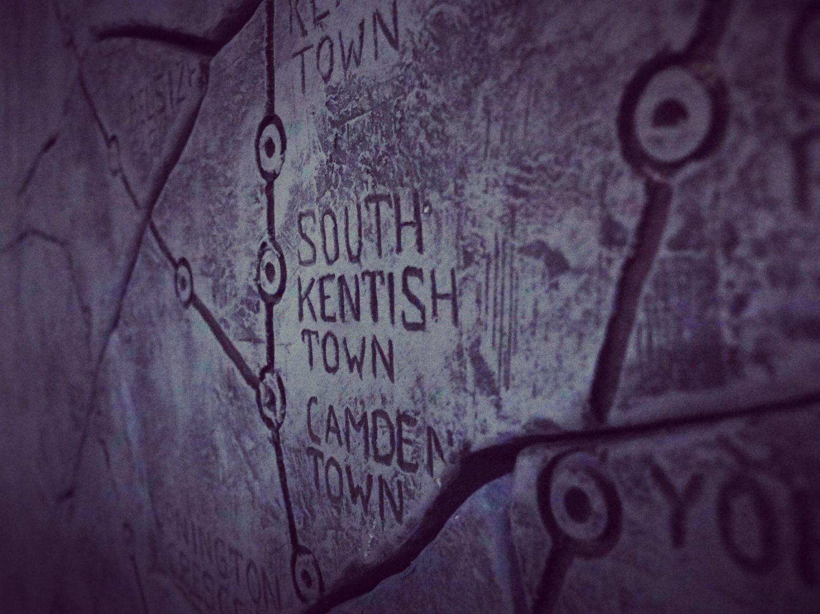 South kentish town Lost Passenger