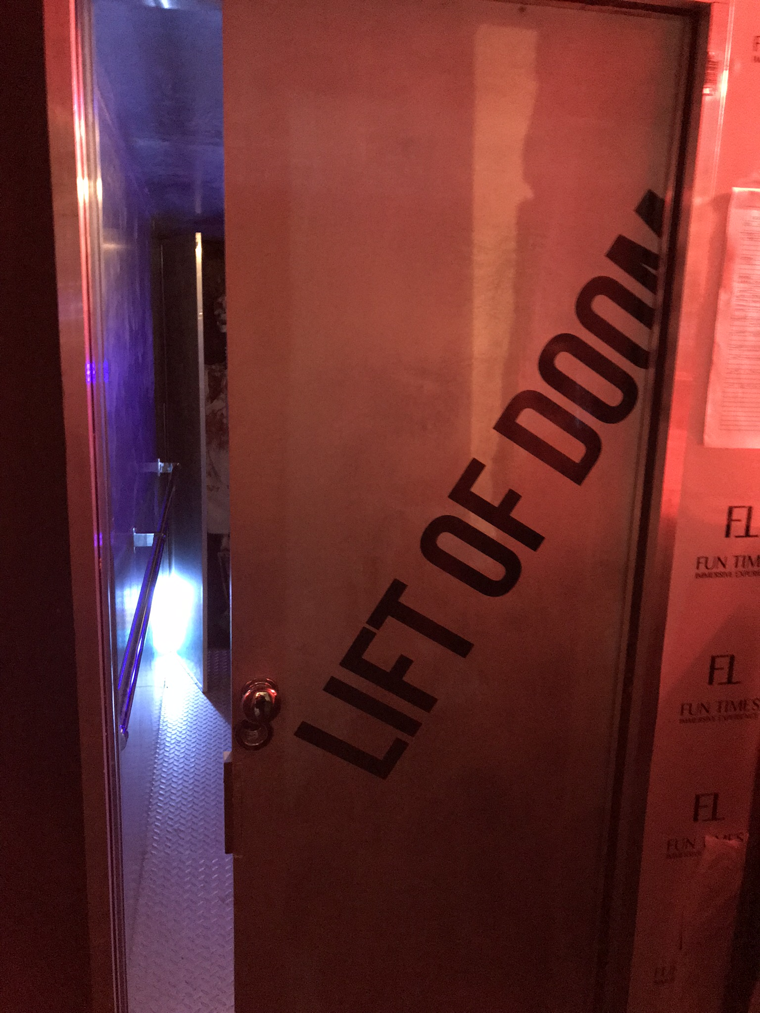 Lift Of Doom