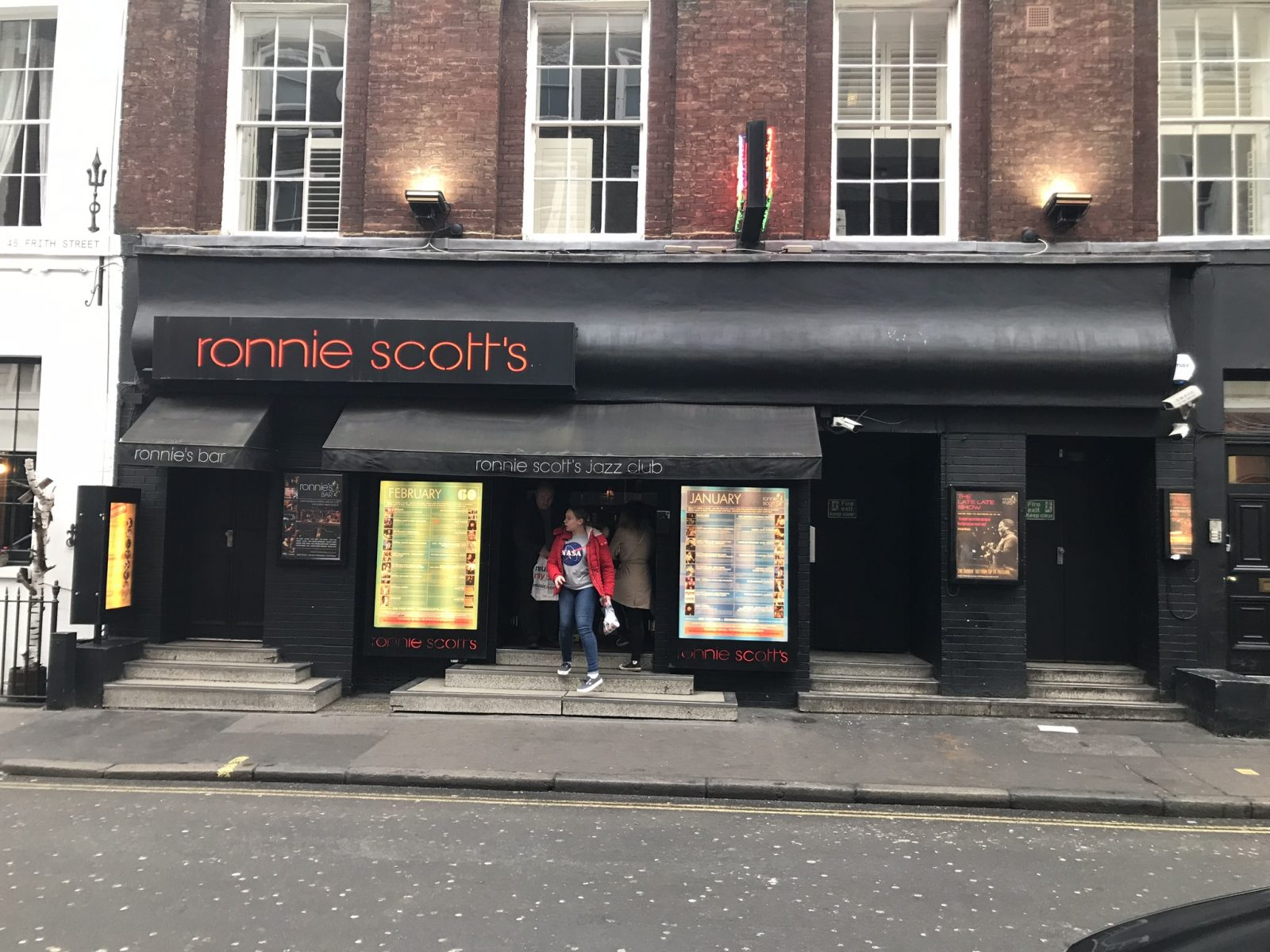 Ronnie Scotts