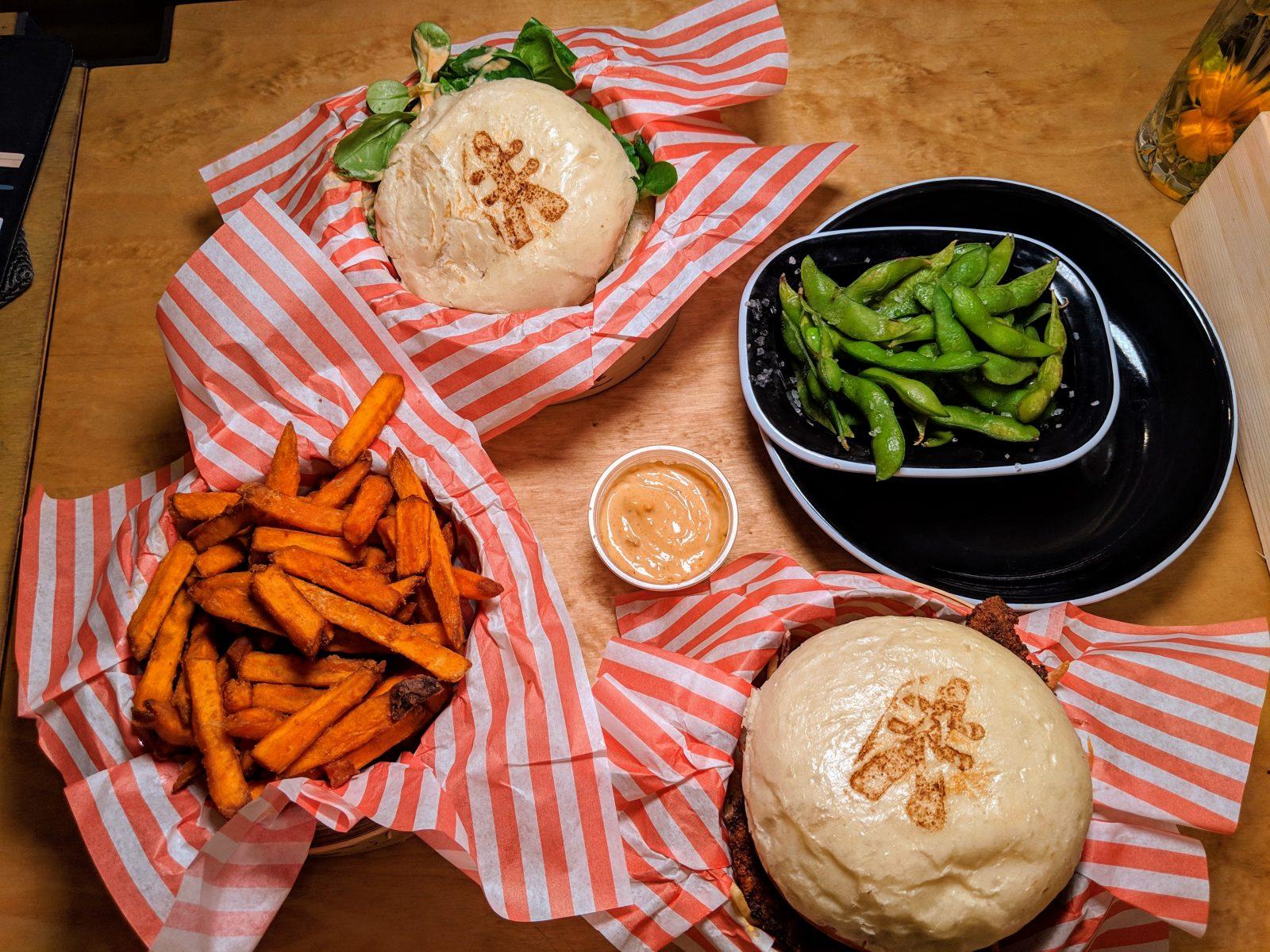 Yen Burger food