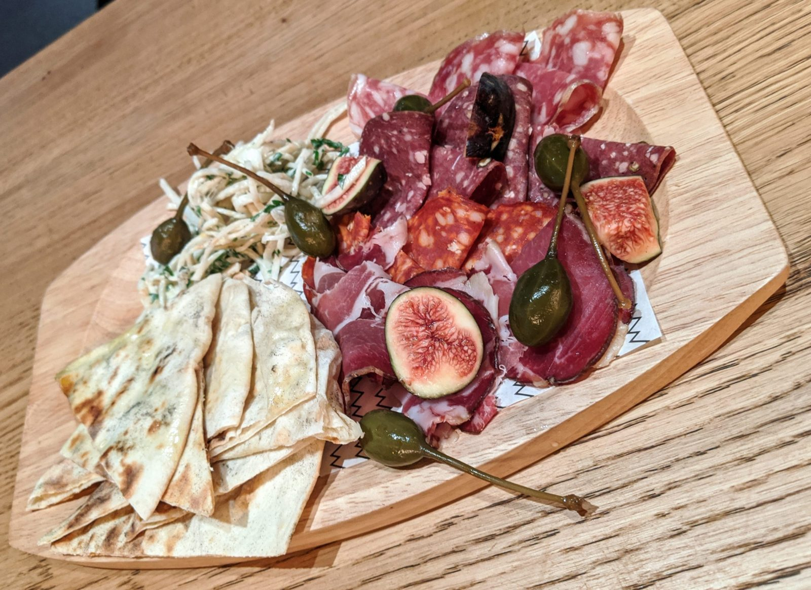 Charcuterie Board from Mama Shelter London